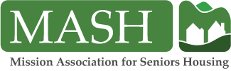 Mission Association for Seniors Housing Logo